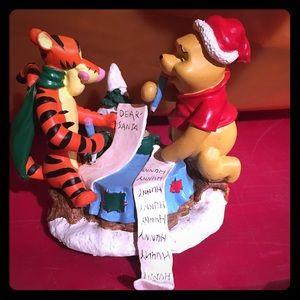 Disney Pooh/Tigger Stocking Hanger